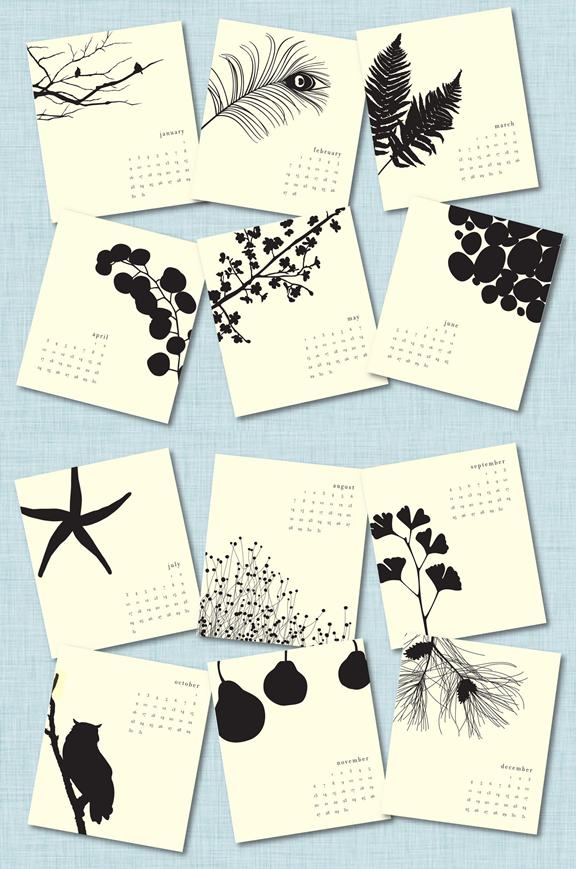 2011 Calendar { J Press Designs } - norococo