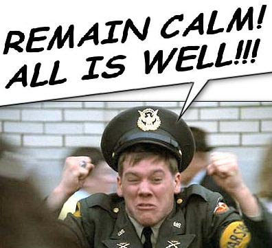 remaincalm 01 ALL IS WELL!!!