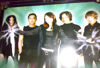 grievios band gothic metal