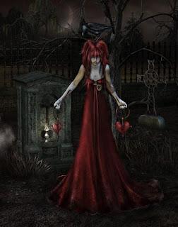 gambar gothic metal