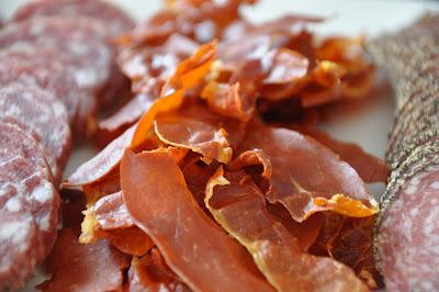 Kate's Plate: Crispy Ham: Kate's Prosciutto Chips
