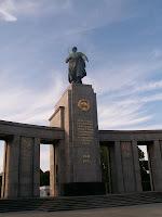 Das sowjetische Ehrenmal
