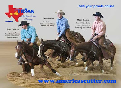 Texas Cutting Futurity 2009
