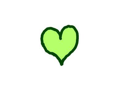 Corazón verde | Verde que te quiero verde