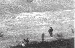 Foto de la investigación de campo de Bruno Cardeñosa