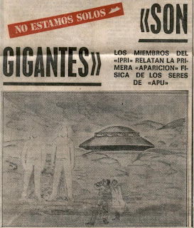 Portada Gaceta - SON GIGANTES