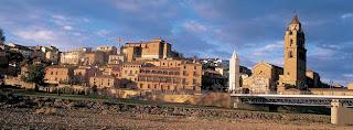 Imagen de la ciudad riojana de Calahorra