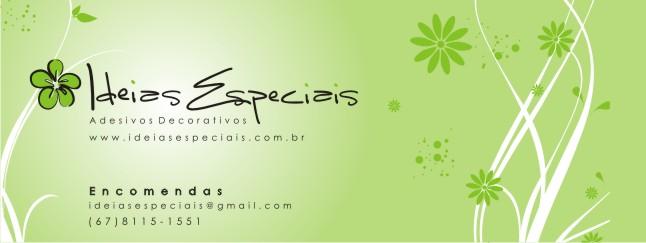 Ideias Especiais - Adesivos de Parede