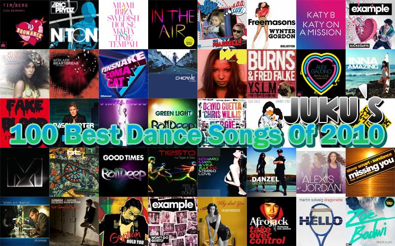 100 best dance songs: