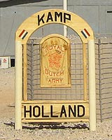 Kamp Holland, Tarin Kowt