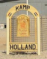 Kamp Holland, Tarin Kowt