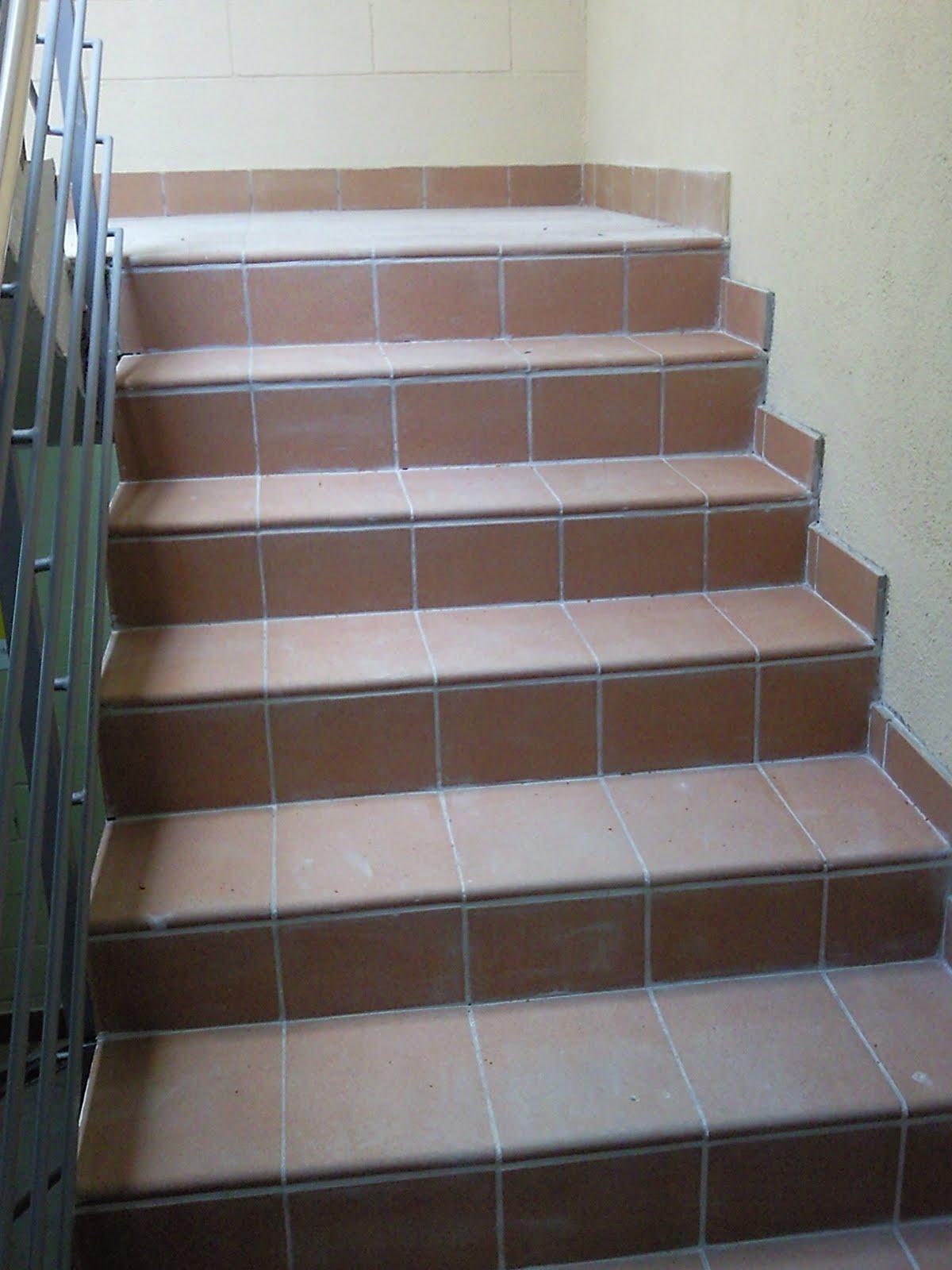 Terrazas y escaleras de gres - Gres para escaleras ...