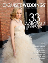 As seen in Exquisite Weddings Magazine