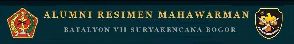 .ALUMNI MAHAWARMAN YON VII SURYAKENCANA BOGOR