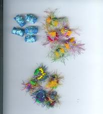 Funky Felt Beads