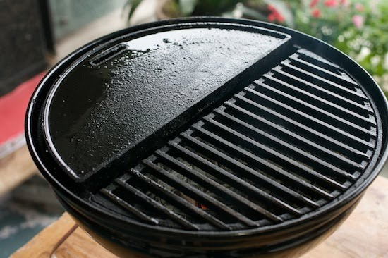 cast iron grate for char griller grill grates seasoning big green egg weber cleaning