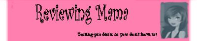 Sunday Shopping-Reviewing Mama