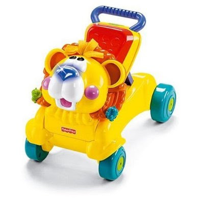 Christmas in October-Fisher Price is awesome!
