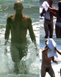 Bruce Willis Frontal Nude