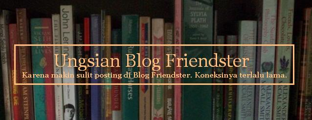 Ungsian Blog Friendster