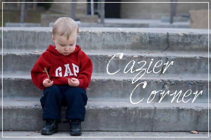 Cazier Corner