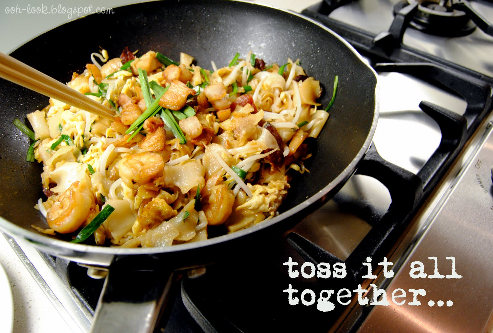 Ooh, Look...: Go for Poh's Char Kway Teow