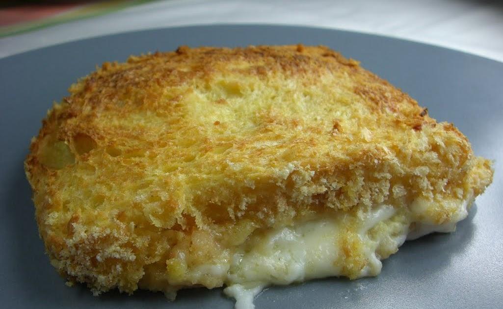 La cucina di nonna sole mozzarella in carrozza al forno for Ricette mozzarella in carrozza al forno