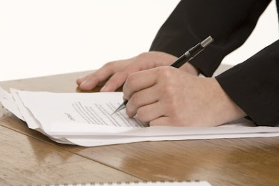 the nature of business letter writing