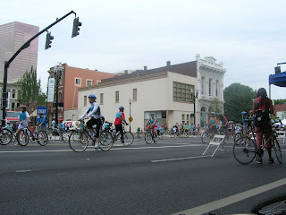 Portland Bridge Pedal 2007