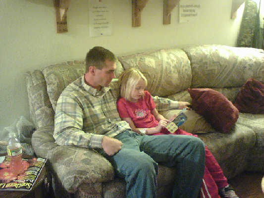 Uncle Daniel and Kiera
