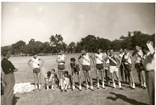 1955 ~ LHS Track Team