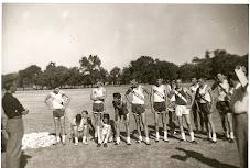 1955 ~ LHS Track Team