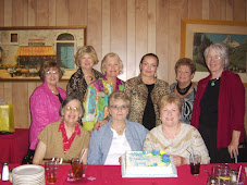 Gals of '59 at Biancos ~ 4/1/09