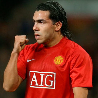 manchester united beat stoke city tevez winner