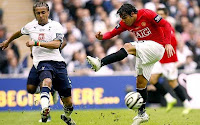 carling cup final 2009 manchester united spurs