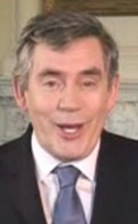 gordon brown's smile
