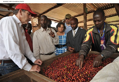 starbucks coffee fairtrade