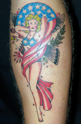 independance day tattoos