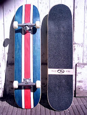 Conti Skateboards Bahia Blanca.