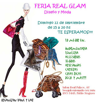 DOMINGO 12/9 ESTAMOS DE FERIA!