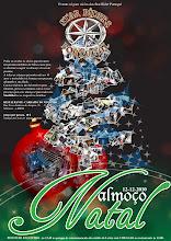Almço de Natal Star Riders Portugal