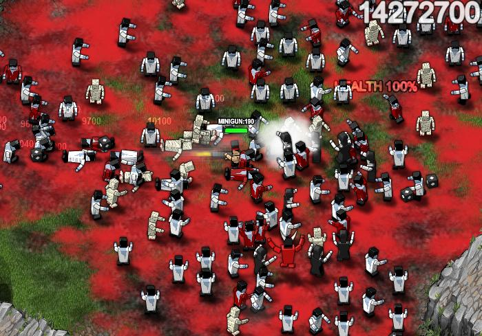 Unblocked games boxhead zombie wars 2 players