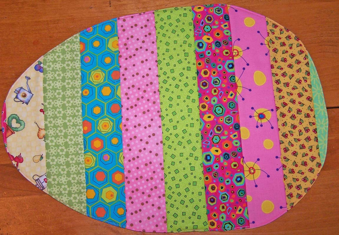 Treasures N Textures Easter Quilting