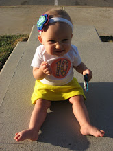ten months old.
