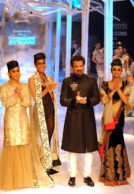 Anil Kapoor is Famous actor.