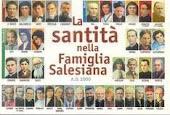 SANTOS, BEATOS, VENERABLES Y SIERVOS DE DIOS SALESIANOS