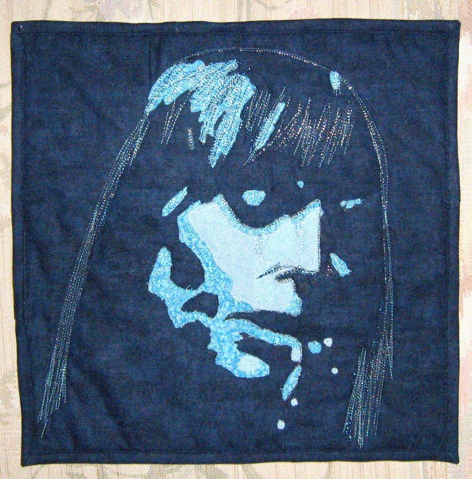 Joni Mitchell Blue Motel Room Lyrics