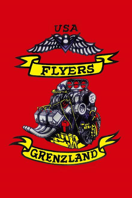 LOGO V8 Flyers Grenzland