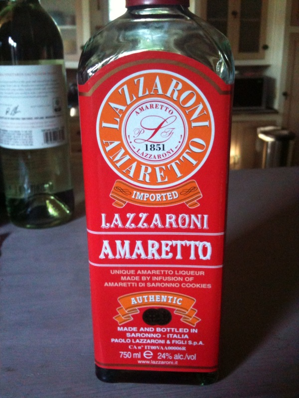 Mixed Drinks With Amaretto Liqueur