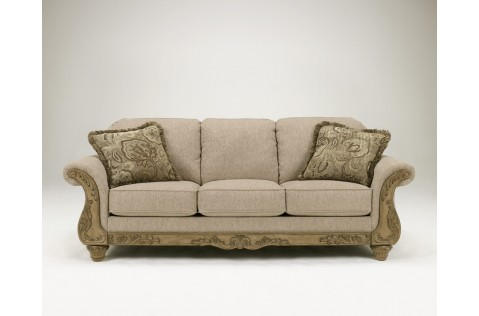 My red herring sofas galore for Ashley durapella chaise
